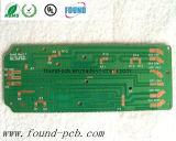 PCB van het Aluminium van de hoge Frequentie