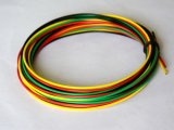 Cm-Reihe farbiges POF Kommunikations-Kabel