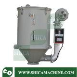 Dessiccateur en plastique d'air chaud de granules de la vente Shd-100 chaude avec le distributeur