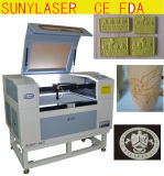Low Cost Cardboard Laser Cutting Machine with Good Quality