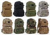 8 Farben-Armee-Angriffs-Satz-Militärventilator-taktischer Tarnung-Rucksack