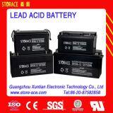 12V 100 Ah de plomo sellado ácido de la batería