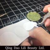 Wegwerfkleber-Papier mit Jade-Stein für halb permanente Wimper-Extension