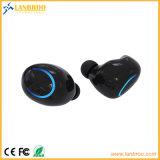 2018 Top Mini-Twin fones de ouvido intra-auriculares Bluetooth V4.2 Som Crystal HD