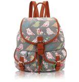 Los pájaros y las flores imprimen el morral retro Sh-16042914 de la mochila del estilo