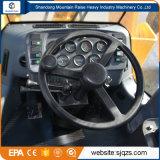 China de Lader van het Wiel van Payloader van 5 Ton 4WD met Lange Garantie