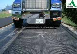 Il rivestimento nero ha rinforzato la vetroresina Geogrid del filo tagliata strada