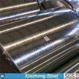 Il tetto duro pieno ha galvanizzato la bobina d'acciaio di Gi della bobina per coprire con Z40g-Z275g