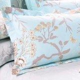 Amerikanische Art-klassische gedruckte Baumwollbedsheet-Bettwäsche