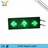 Personnalisé 125 mm 3 Unités LED Signal Light Traffic Arrow Light