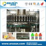 Maquinaria de enchimento quente automática do suco