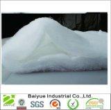 La neige molle Irridescent Paillettes polyester retardateur de flamme lueur Couverture de neige