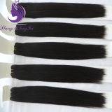 Tessitura dei capelli umani di colore di #2 Brown scuro
