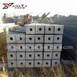 Máquina de pilares prefabricados de hormigón