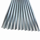 Folha de telhado de metal corrugado Galvalume