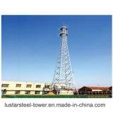 Собственная личность телекоммуникаций Dia 70m угловая - поддерживая башня решетки