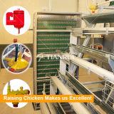 パキスタンの農場のための自動電池の鶏の層のケージの販売
