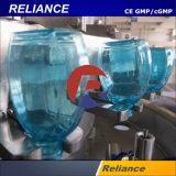 Máquina de cristal/plástica de la limpieza ultrasónica de la botella