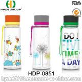 Популярные 800 мл Aladdin Тритан бутылка воды, BPA Бесплатные пластиковые бутылки воды