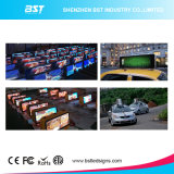 P5mm High Brightness Dual Face Full Color Taxi Top LED Screen per Advertizing