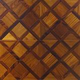 panneaux de plancher multicouche de parquet de 450X450X15mm