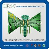 Material de la materia prima de goma de una sola cara PCB con UL / RoHS / Ts16949 / ISO9001 / ISO14001