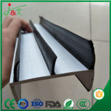 Los perfiles de extrusión de plástico de PVC compuesto para la ventana, puerta sellador de juntas, contenedores de carga