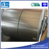 Tôle d'acier galvanisée de fer dans la bobine