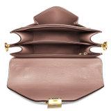 نمو [جنوين لثر] أعلى مقبض [بغ لدي] كتف حمل حقيبة يد