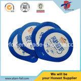 tapa del papel de aluminio del uso de la taza del yogur 6oz