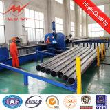 De gegalvaniseerde Straatlantaarn Polen van het Staal van Pool van het Staal Elektrische maakte in Jiangsu