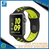Appleの腕時計のためのスポーツのシリコーンのクイックリリースの置換の時計バンド