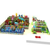 Campo de jogos interno dos cabritos coloridos práticos