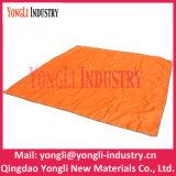 Heavy Duty Orange réutilisables PE tissu laminé la bâche de protection