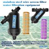 Type matériel de Pré-Filtrage de Filter/Y d'écran d'eau d'industrie de Bsf040y