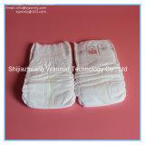 高い吸収のColorfullの使い捨て可能なズボンの赤ん坊はおむつを抜く