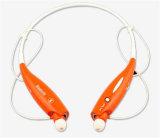 Tipo colgante receptor de cabeza estéreo del cuello de Bluetooth V4.0 del deporte