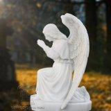Похожие отели великолепного качества материала мраморная статуя красивых Angel T-6845