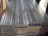يغلفن سقالة لوح فولاذ سقالة مشية ألواح لأنّ عمليّة بيع