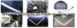 Trasportatore Belt Scraper in Ceramic Segment per Mining Industry