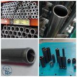 En los tubos de acero estructural 10210