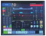 Krankenhaus-beweglicher preiswerter Preis-chirurgische Anästhesie ECG bearbeitet S6100X maschinell