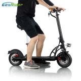Ecorider E4-6 Kick Scooter électrique Scooter avec le siège