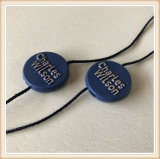 Tag do selo do vestuário e grânulo plásticos acessórios do cair para o Tag do cair