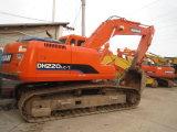 Excavador hidráulico usado de Doosan Dh220LC-7