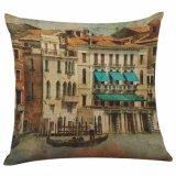 Het uitstekende Hoofdkussen van het Patroon van Venetië Waterdichte