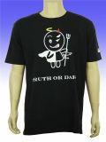 T-shirt à manches courtes à manches courtes à chaud