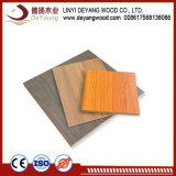 PVC 대리석 목제 곡물 가구를 위한 UV 높은 광택 위원회 MDF/HDF