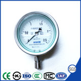 Ytfn HighqualityおよびStainless最もよいSelling Steelの振動Proof Pressure Gauge