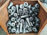 Recursos avançados de usinagem CNC peças com galvanização forja e de alta qualidade